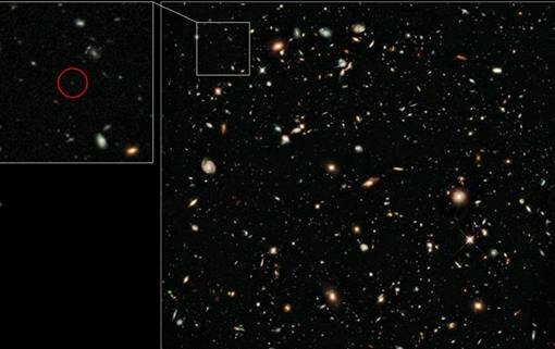 Необъятное пространство, пучина времени и вездесущая жизнь