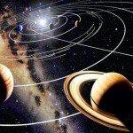 Вычисление возмущенной орбиты Луны