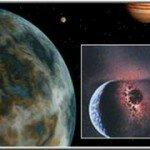 Молодая Земля и происхождение Луны